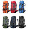 WEIKANI 1802 Large Capacity Outdoor Sports Backpack - RED