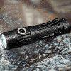 KLARUS G10 Portable Super Bright LED Flashlight for Outdoor - BLACK