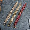 7-core Parachute Rope Braided Survival Bracelet Outdoor Emergency Tool - MULTI-A