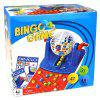 707 - 69 Bingo Simulation Lottery Game for Children - BLUE
