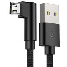 Android Single Elbow Mobile Phone Data Cable
