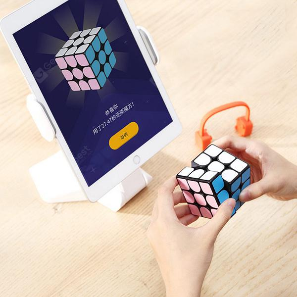 Giiker Educational Six-Axis Sensor Recognition Magic Cube Toy fra Xiaomi - MULTI