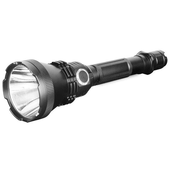 KLARUS XT32 LED Flashlight for Tactical Hunting - BLACK