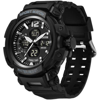 PANARS 8205 Digital Quartz Waterproof Male Watch