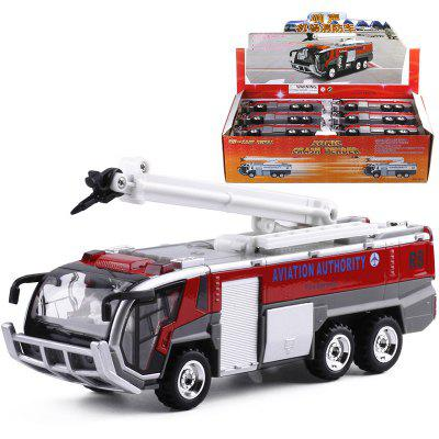 Educational Fire Truck Model Toy for Kids