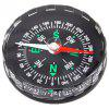 Outdoor Navigation Portable Waterproof Geological Compass - BLACK