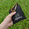 Aotu AT6238 Picnic Mat Oxford Cloth Outdoor Tent Cushion Moisture Pad - BLACK