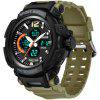 PANARS 8205 Digital Quartz Waterproof Male Watch - KHAKI