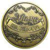 Russian Mother Medal Commemorative Coin - GOLD