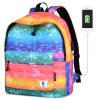 Leisure Fashion Outdoor Backpack Men - WATERMELON PINK