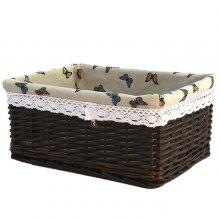 Wicker Storage Baskets Online Deals Gearbest Com
