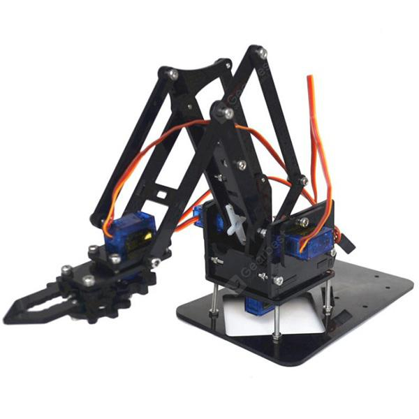 DIY Robot Arm Kit Educational Robotic Claw Set