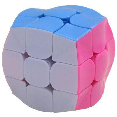 Creative Magic Cube forma de onda de 3 x 3 x 3 para juguete educativo