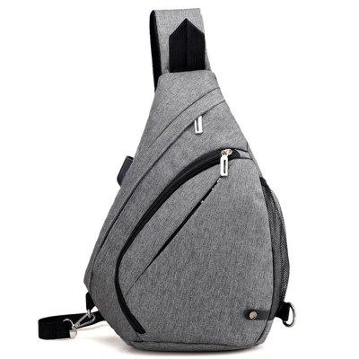 WEIKANI New Leisure Chest Bag