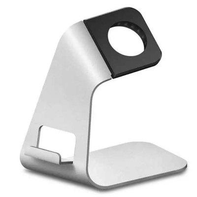 Aluminum Alloy Phone Stand Holder for iPhone / iWatch