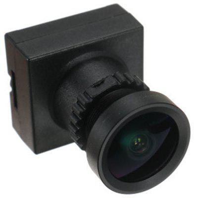 Aomway V2 WDR 16:9 / 4:3 700TVL 2.1mm 1/3 inch HD Color CMOS FPV Camera NTSC / PAL Switchable