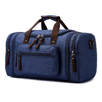 ZUOLUNDUO F1018 High-capacity Pure Color Travel Bag