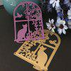 Outside the Window Toy Carbon Steel Knife Mold Cutting Dies - GOLD