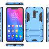 Luanke Shockproof and Fall Prevention Phone Case for Xiaomi Pocophone F1 - BLUE
