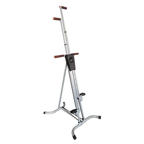 Exercise Bike Walker Vertical Climber Stepper Treadmill - SILVER