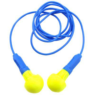 3M 318 - 1005 Pair of 28dB Hearing-protection Earplugs with Cord