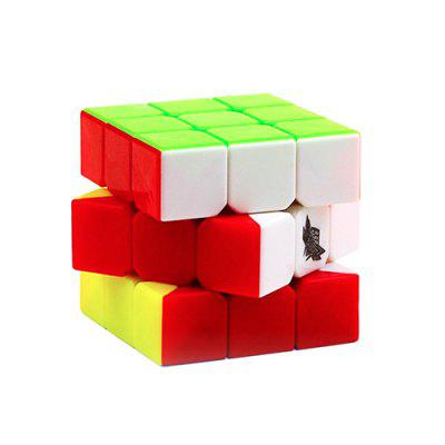 Classic Cube Toy Stickerless Magic Cube Puzzle Toy