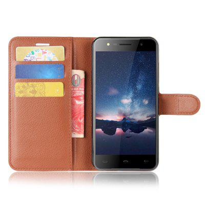 Naxtop Multi-function Fashion Leather Cover Phone Case for HOMTOM HT37 Pro / HOMTOM HT37
