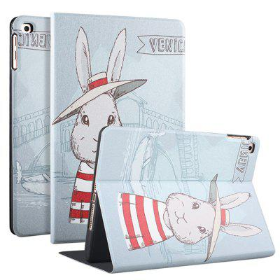 Fashion colored drawing Silicone Tablet Protective Case for iPad 5