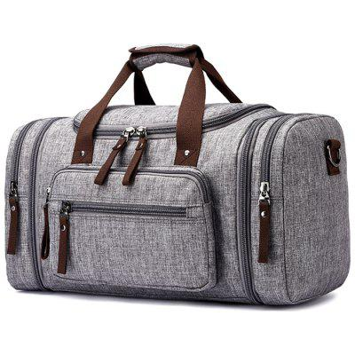 ZUOLUNDUO Canvas High-capacity Travel Bag for Traveling