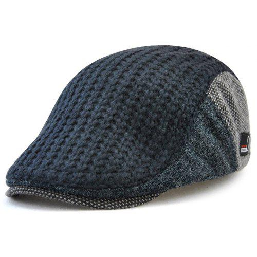 cdc0d18d929f2 JAMONT 8228 Autumn-winter Keeping Warm Beret for Old Man