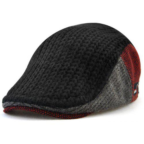 1f685eb5d07 JAMONT 8228 Autumn-winter Keeping Warm Beret for Old Man -  13.06 ...