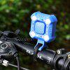 2-in-1 Mountain Bike Lamp Bicycle Light with Speaker - DEEP SKY BLUE