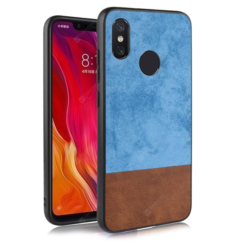 LuanKe Color Pattern Protective Case for XIAOMI MIX 2S