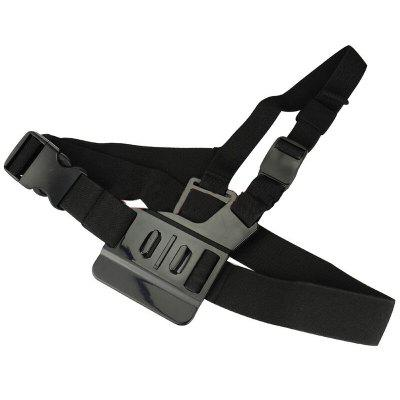 A Chest Strap Base for GoPro Yi SJ Sports Camera