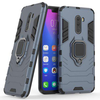 LuanKe Blade Support Sheath Phone Case для Xiaomi Mi Pocophone F1