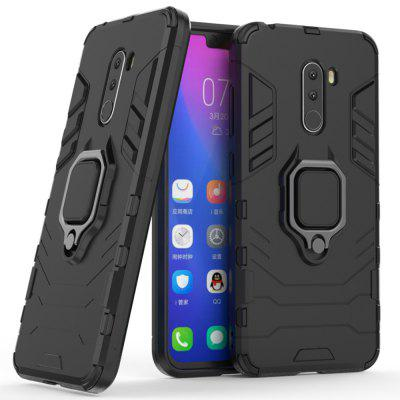 LuanKe Blade Support Sheath Phone Case do Xiaomi Mi Pocophone F1