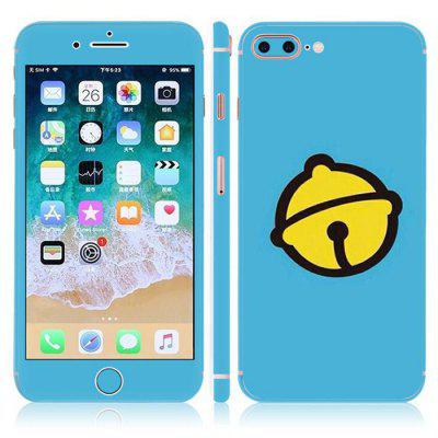 Mobile Phone Personality Color Stickers for iPhone 8 Plus