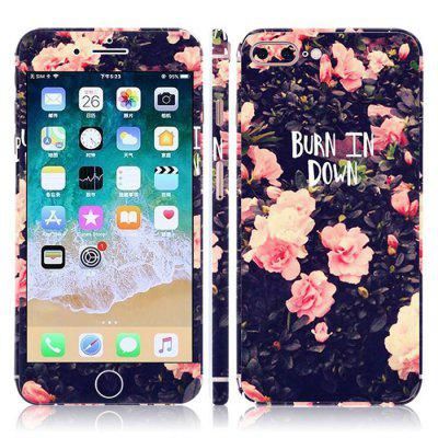 Mobile Phone Stickers Color Film for iPhone 8 Plus