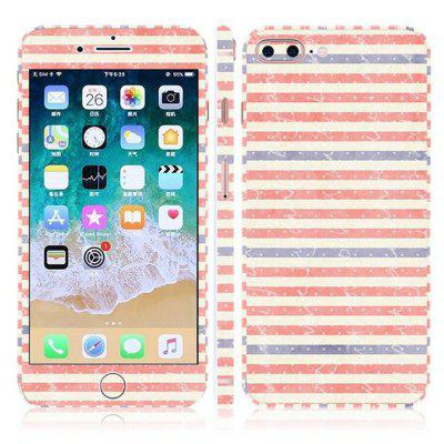 Mobile Phone Color Stickers for iPhone 8 Plus