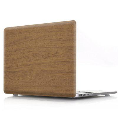 Wood Texture Case and Keyboard Guard for MacBook Air