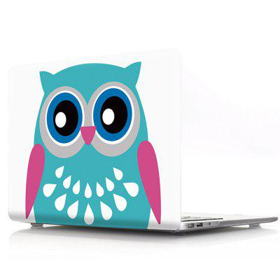 Cute Owl Sticker and Keyboard Protector for 15 inch MacBook Pro