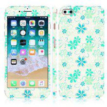 Personality Mobile Phone Color Stickers for iPhone 8 Plus