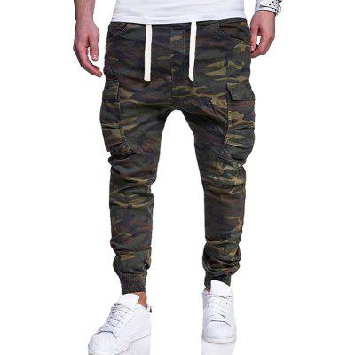 WSGYJ 1600 - 7440 Camouflage Printed Casual Pants