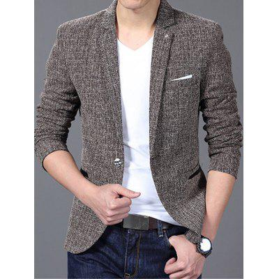 Men's Stylish Slim Fit Jacket Suit
