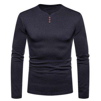 Men's Stylish Comfortable Long Sleeve T-shirt