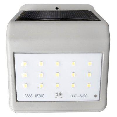 LED Solar Voice Control Induction Wall Light