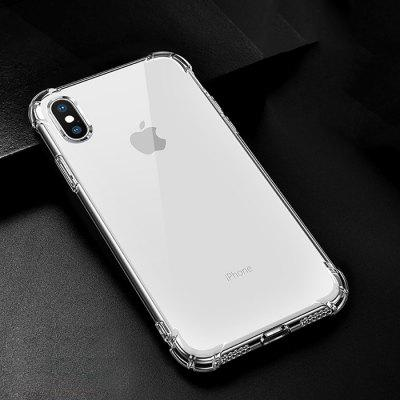 Transparent Drop resistance Phone Case for iPhone XS