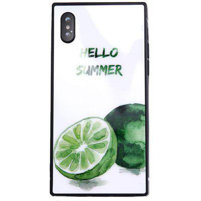 Mirror Phone Case for iPhone X