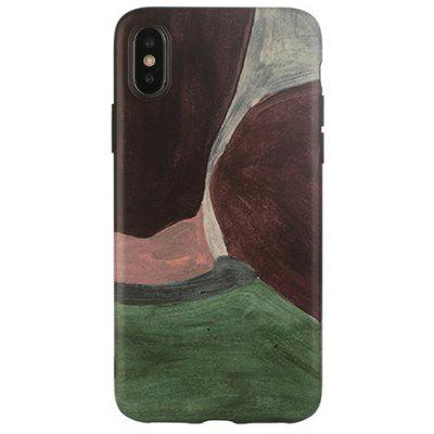 Beautiful Dull Polished Phone Case for iPhone X