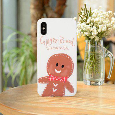 IMD Cute Puppet iPhone X Phone Case for Girls